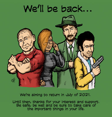 We'll Be Back